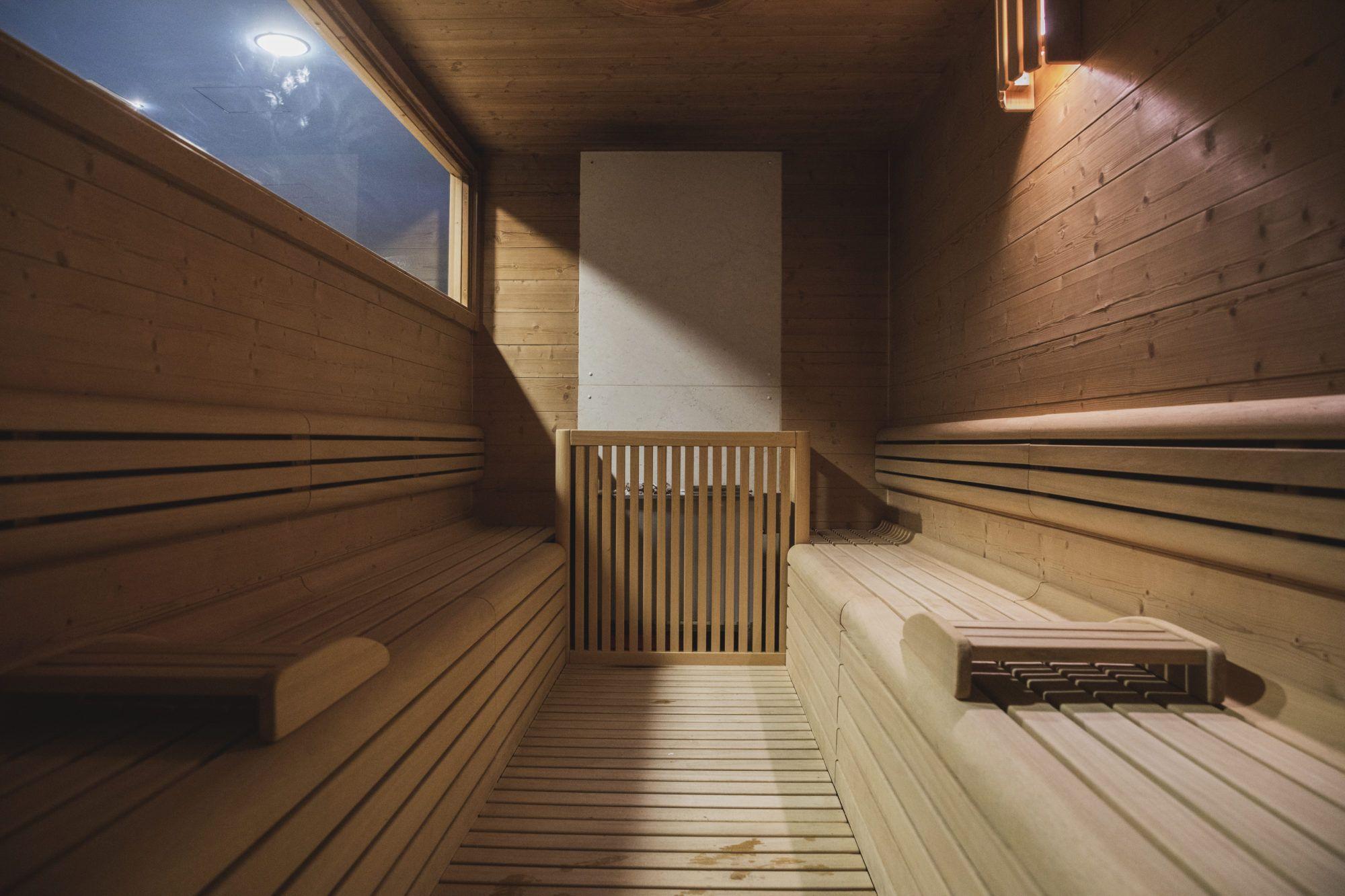 29 Hotel Rubino - Sauna