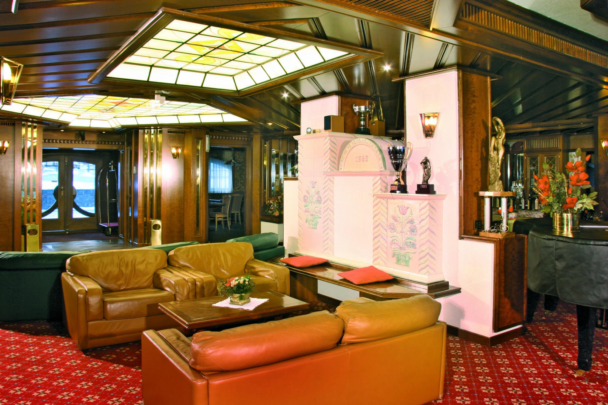 4 Hotel Rubino - Hall