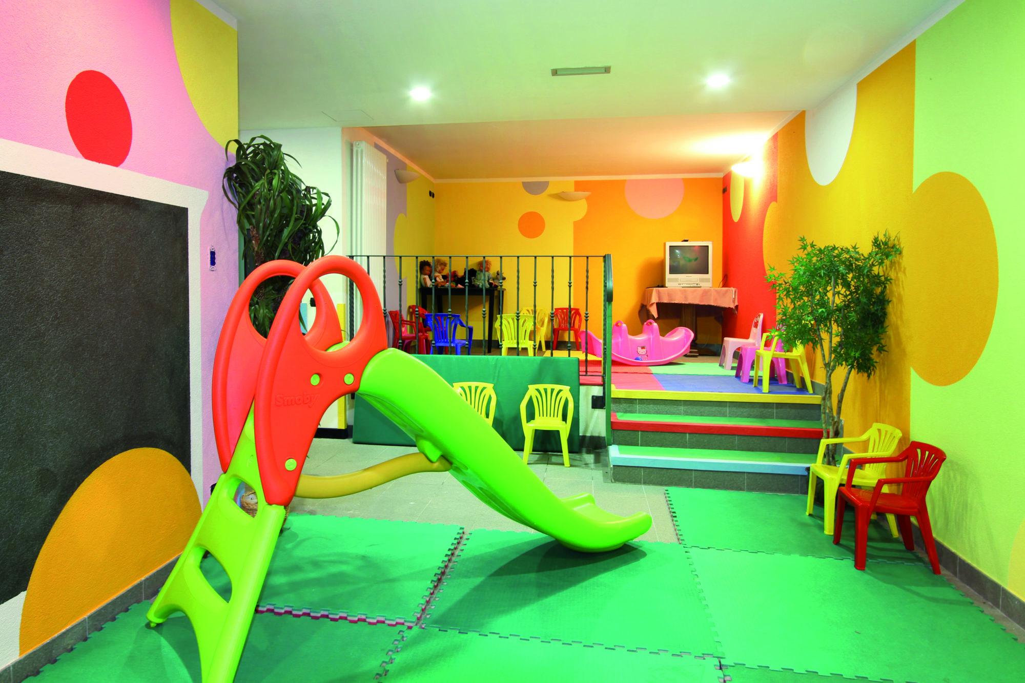 49 Hotel Rubino - Kids club