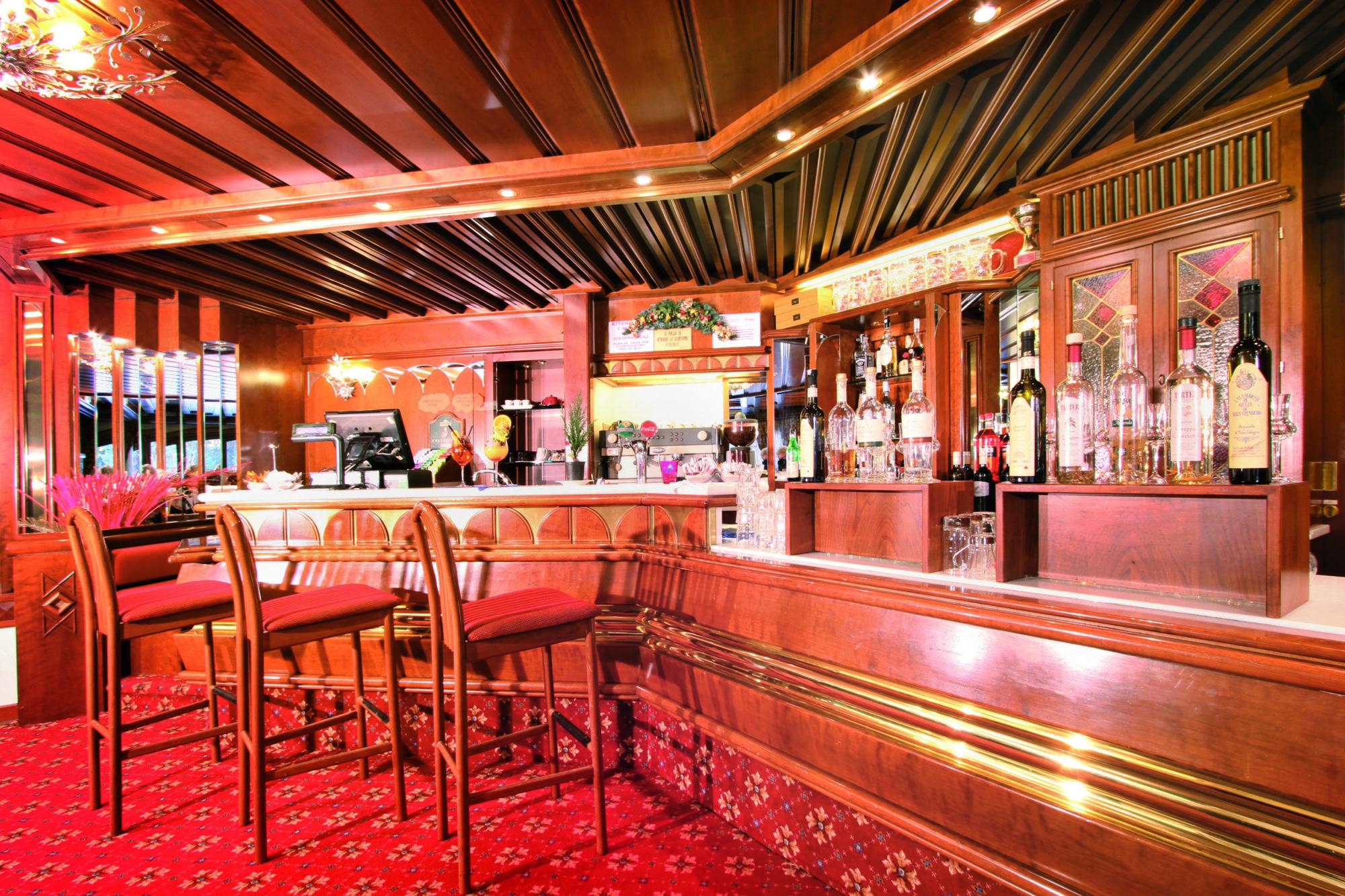 5 Hotel Rubino - Bar