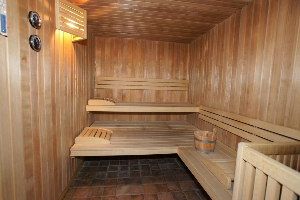sauna sporting