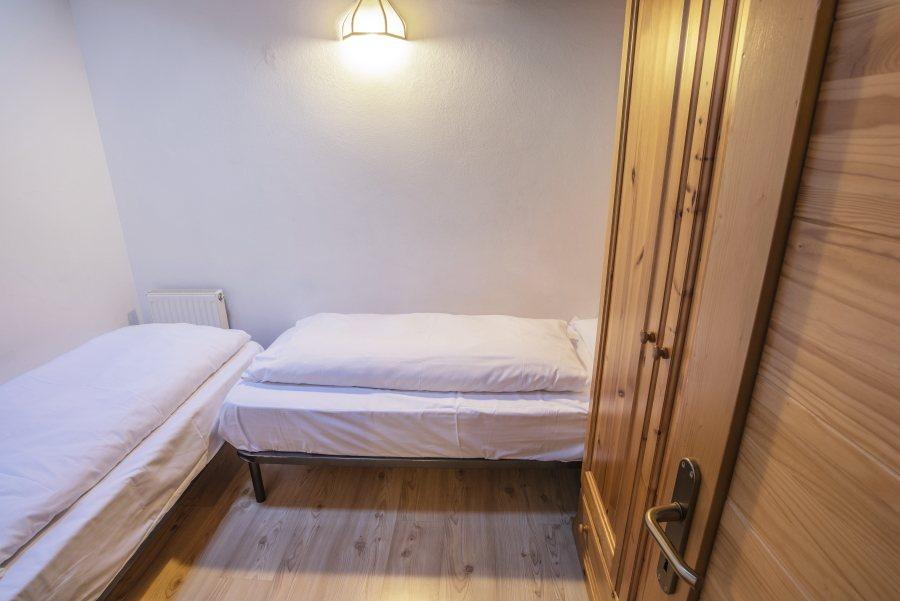 seconda camera trilocale