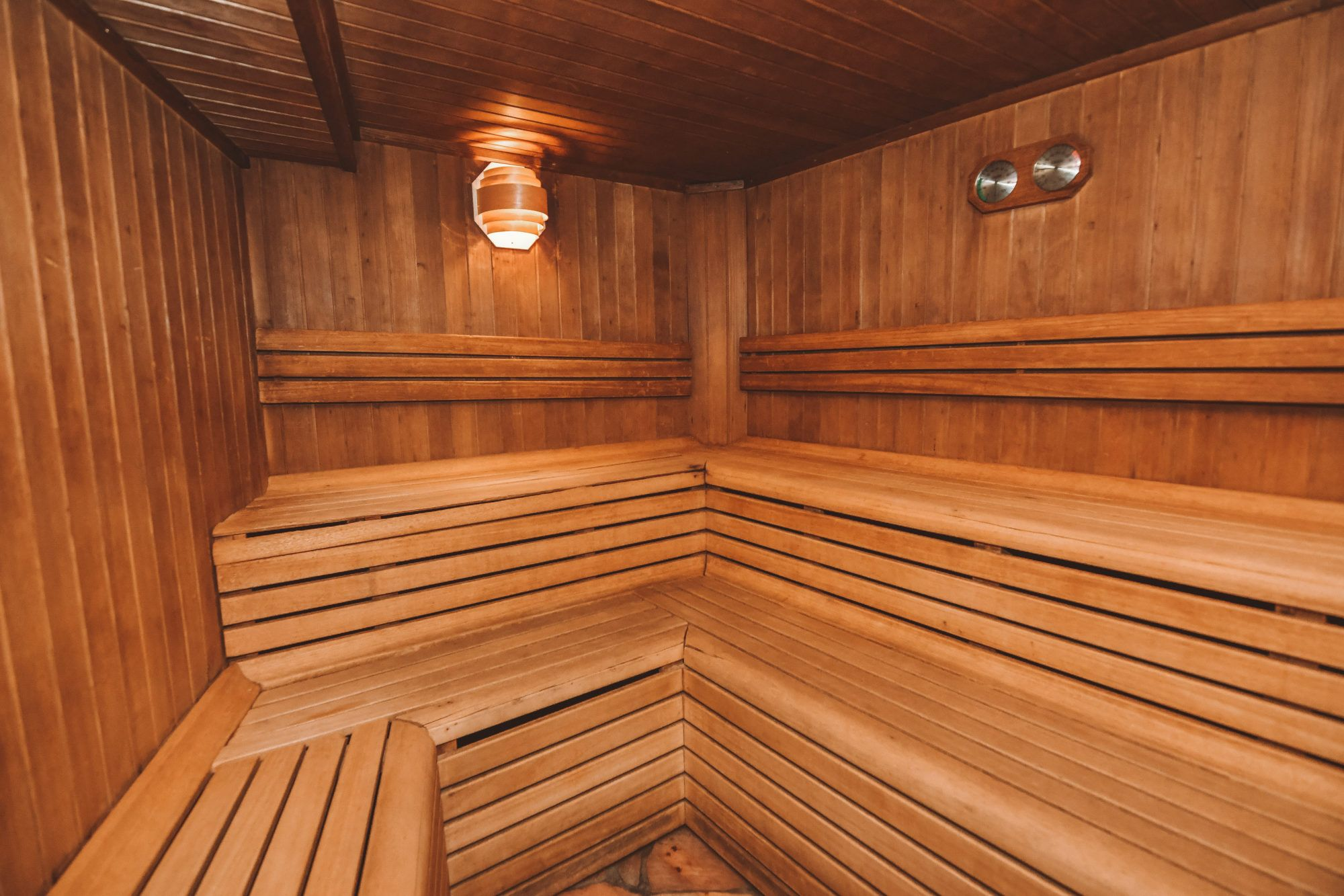 22 Hotel Soreghes - sauna