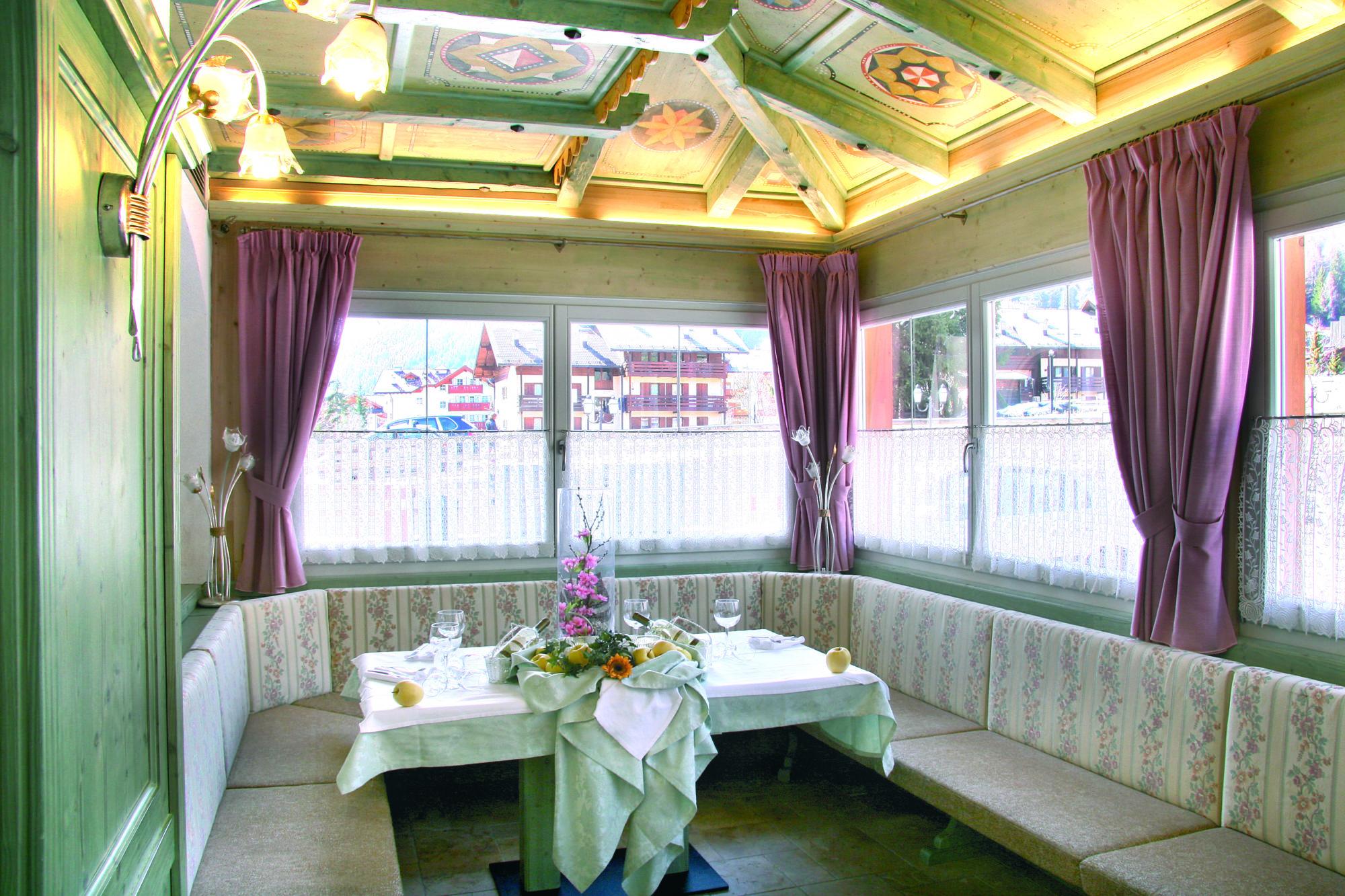 5 Hotel Soreghes - ristorante