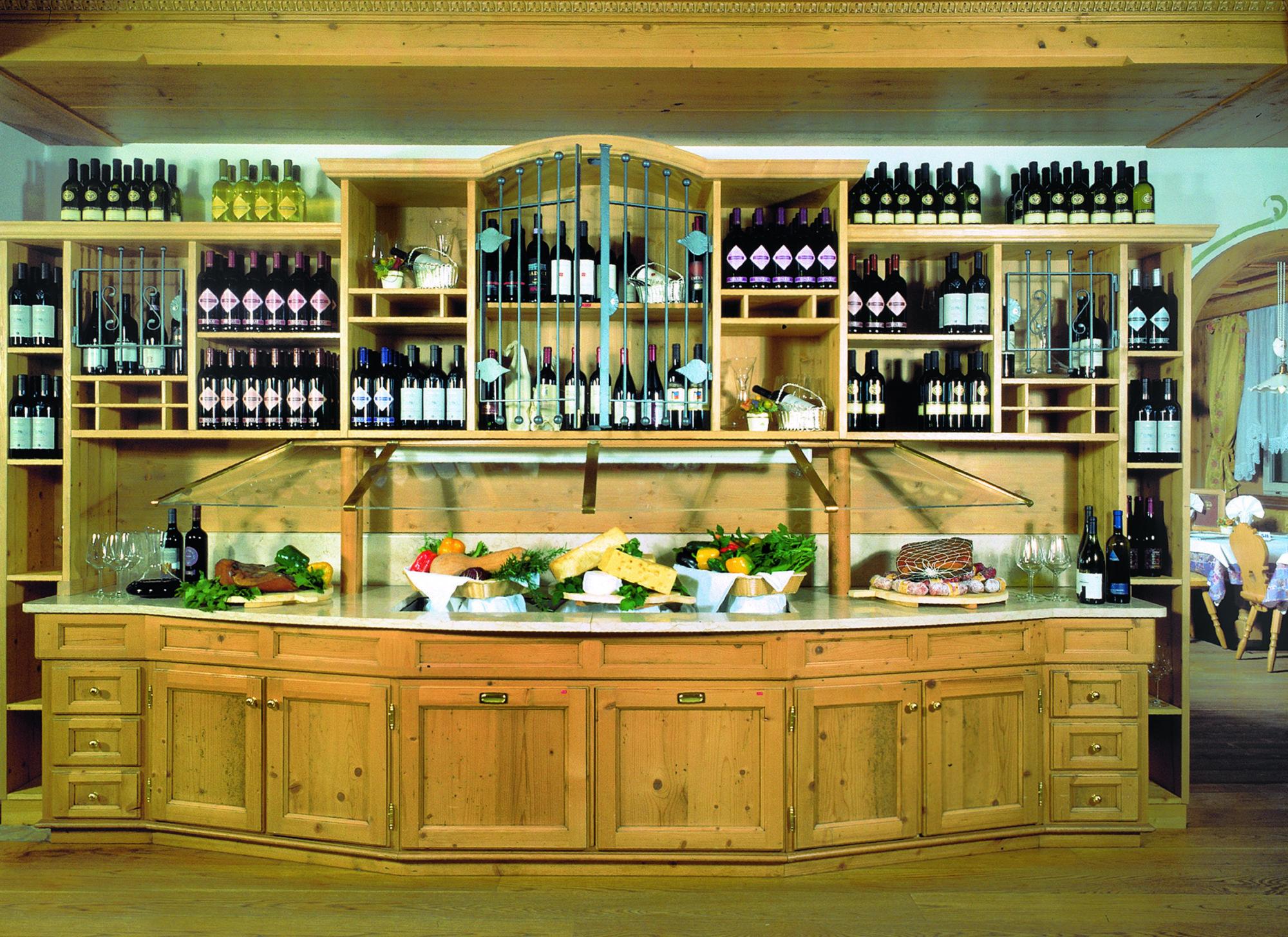 8 Hotel Soreghes - buffet
