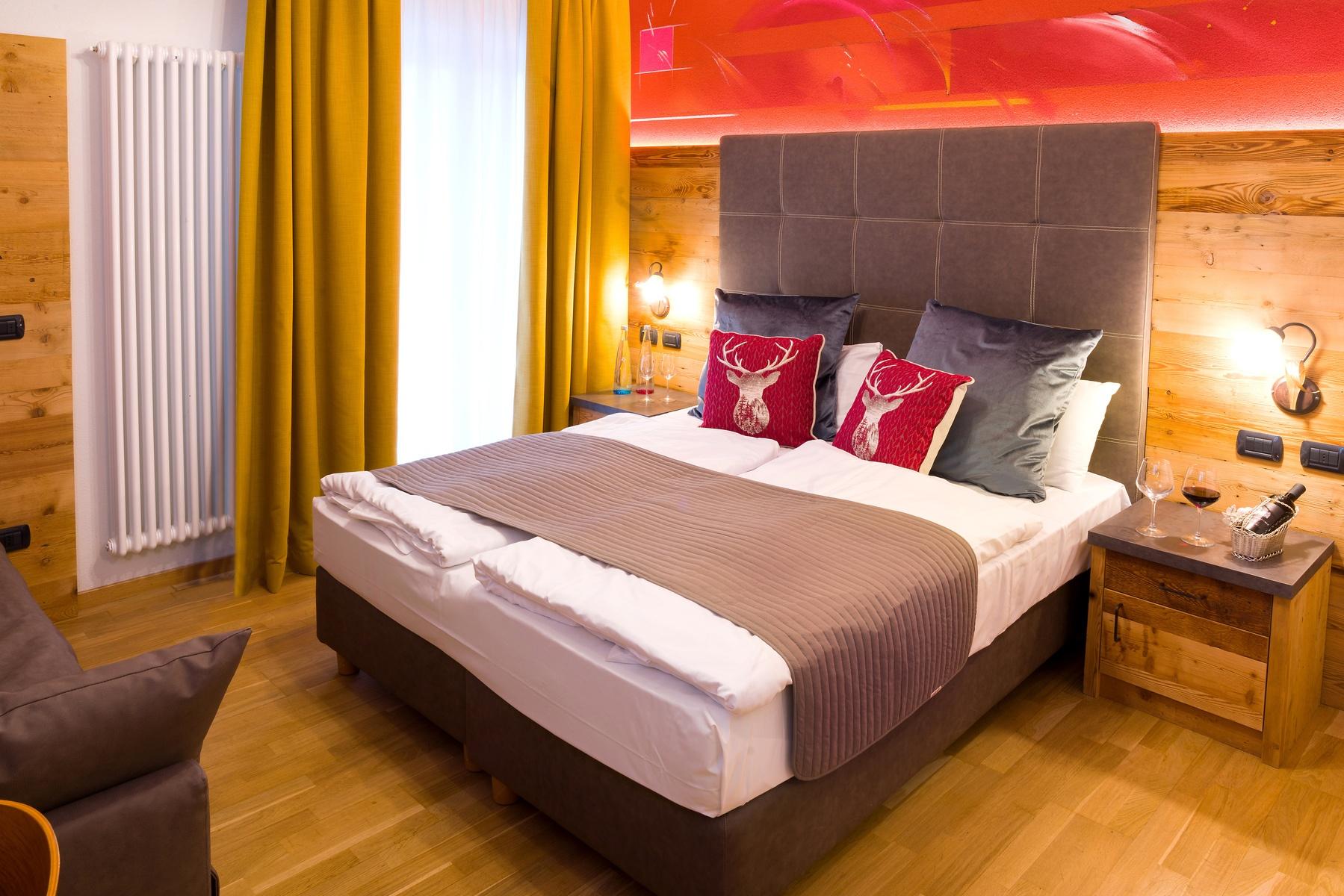 15 Hotel Il Caminetto - room