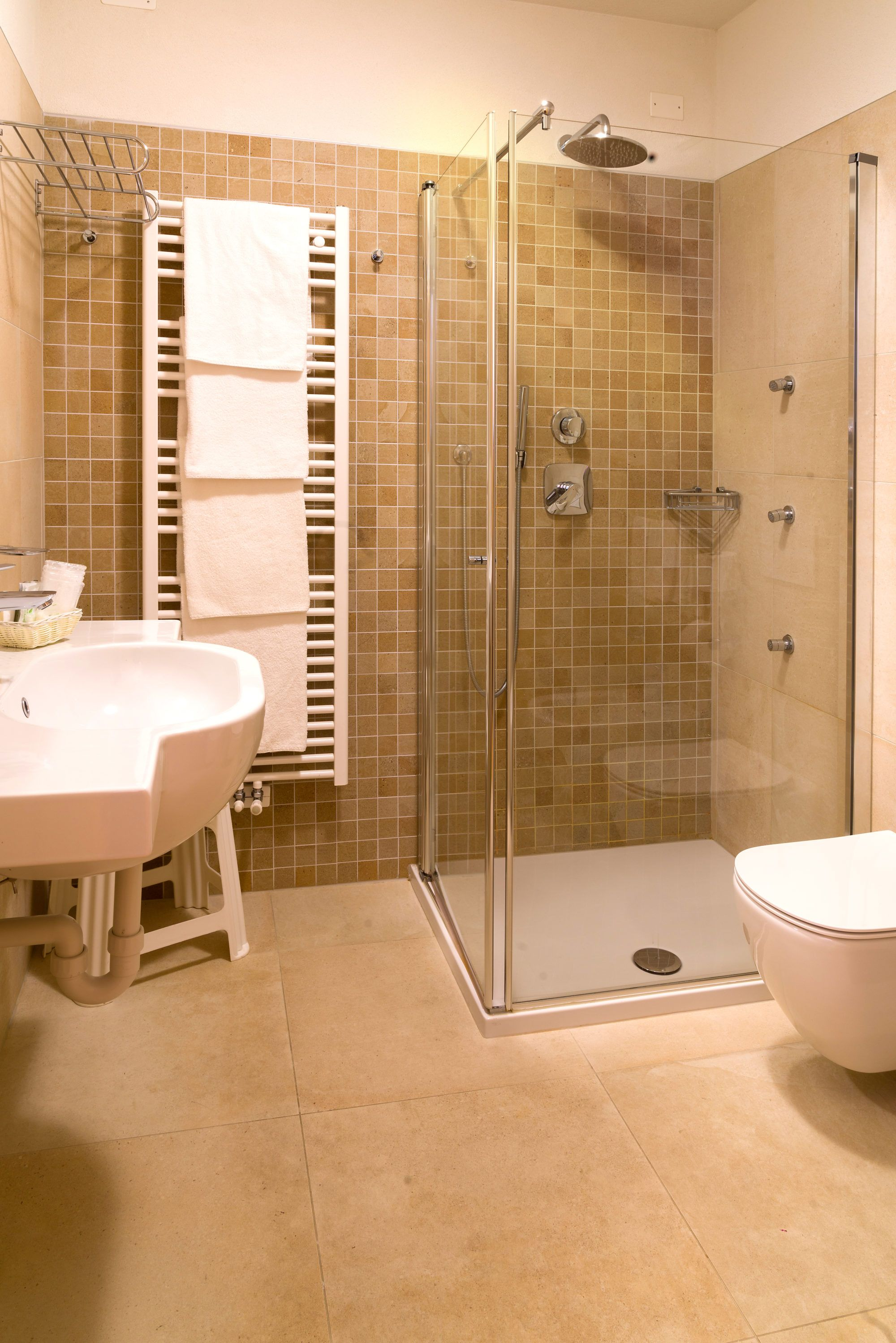 18 Hotel Il Caminetto - Bathroom