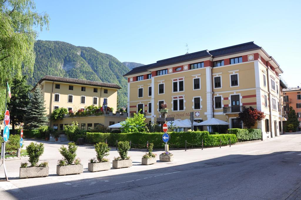 ESTERNO HOTEL LIBERTY