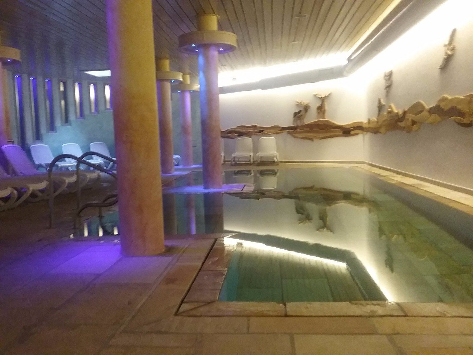 piscina hotel al sole
