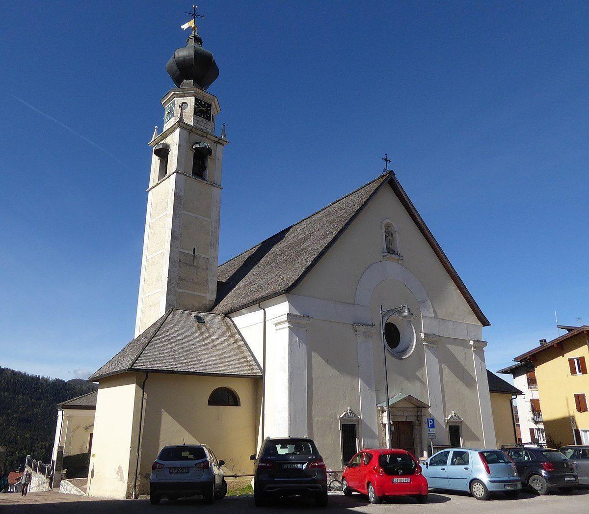 1 chiesa di folgaria