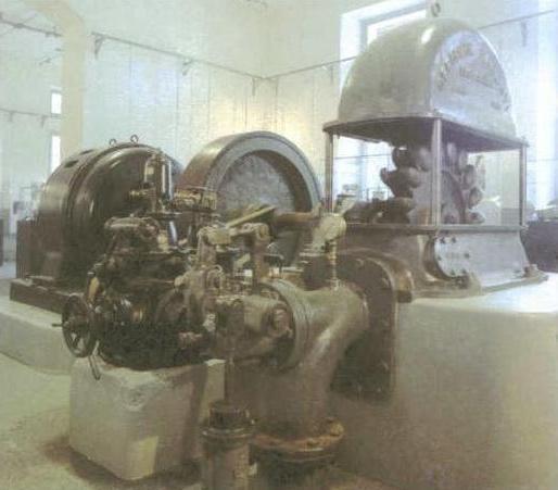 Museo Centrale Idroelettrica di Serso